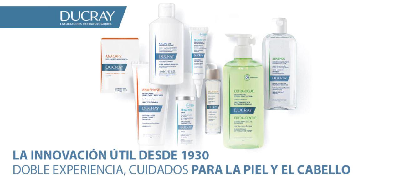 DUCRAY Productos