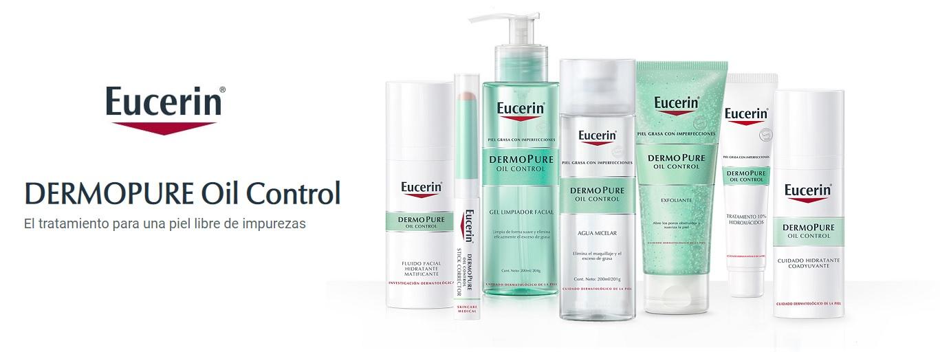 Eucerin Dermopure Oil Control Sérum Triple Efecto