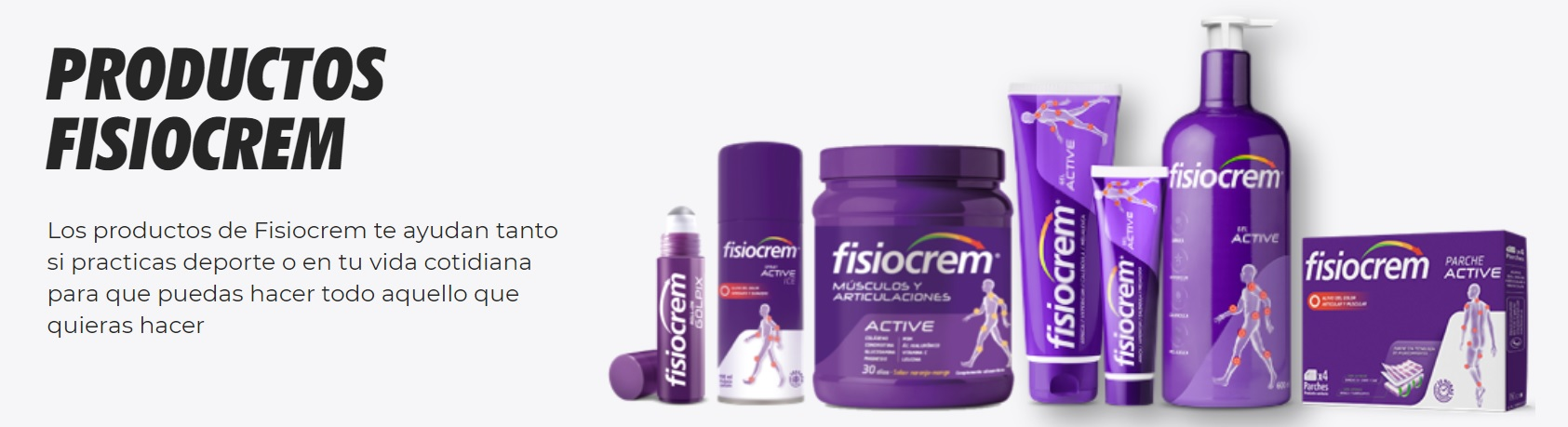 Fisiocrem Gel Active