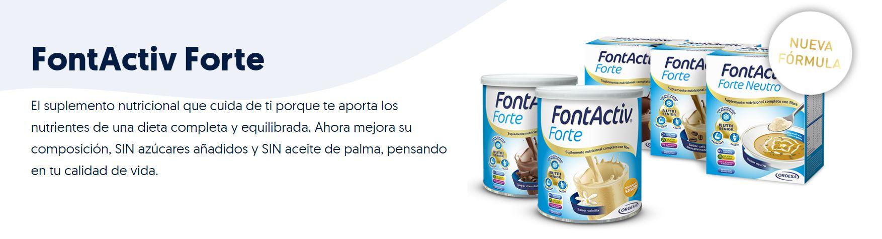 FONTACTIV Forte Banner
