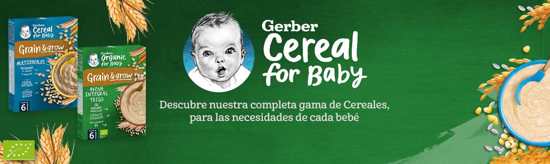 GERBER-Cereales