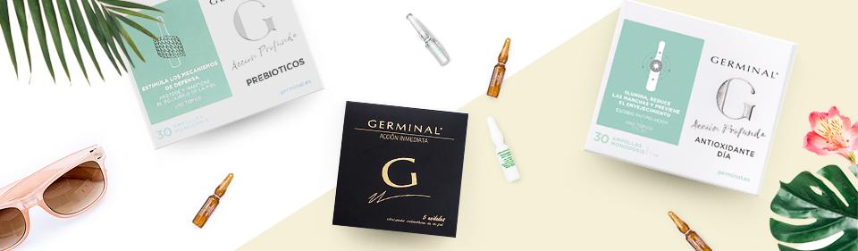 Germinal Acción Profunda Ampollas