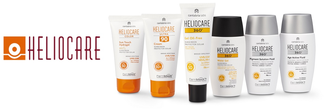Heliocare Protectores Solares Alta Protección