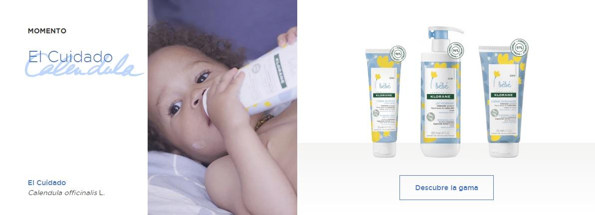 Klorane Bebé Crema al Cold Cream Piel Seca