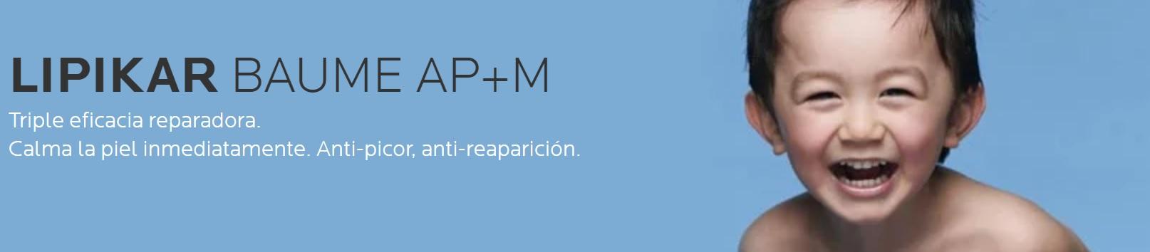 Lipikar Baume AP+M Bálsamo Triple Acción Reparadora