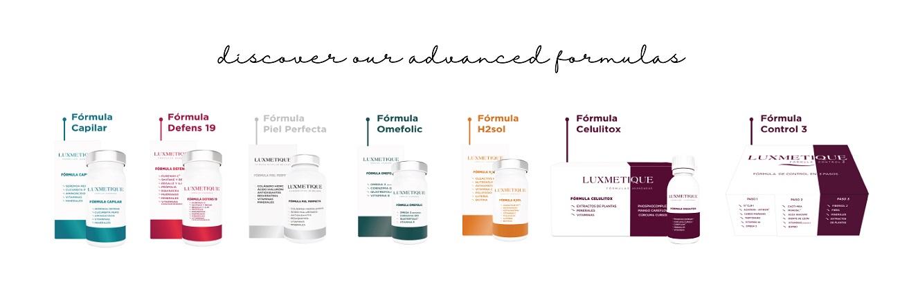 Luxmetique Fórmula Unifique comprimidos
