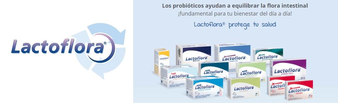 Lactoflora Probioticos