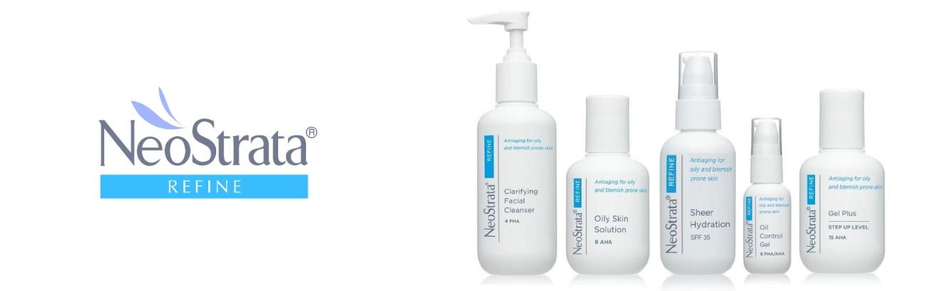 Neostrata Refine gama de productos en Farma2go