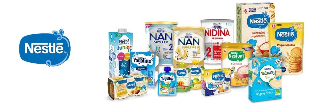 Nestlé Banner