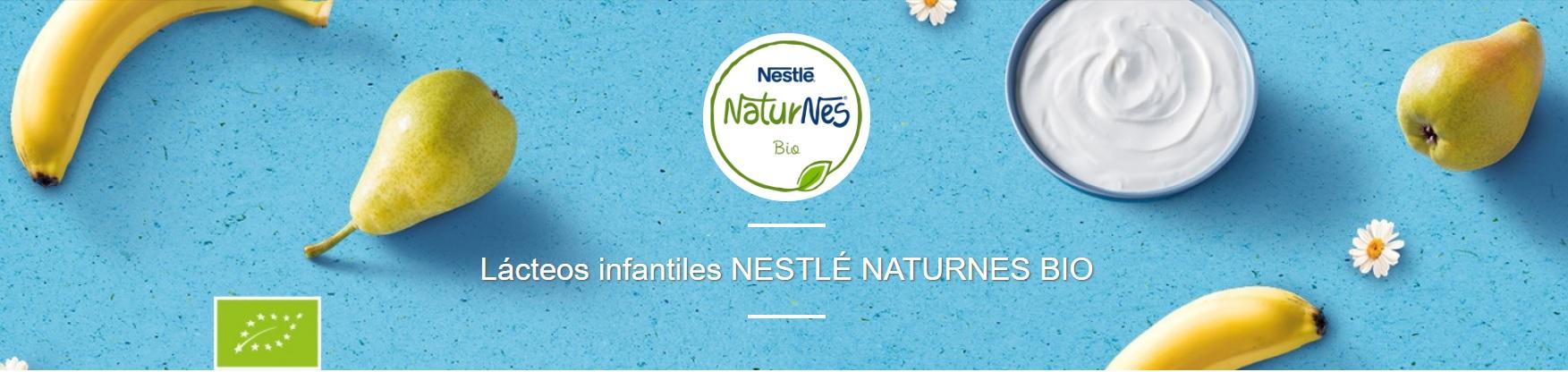 Naturnes BIO lacteos