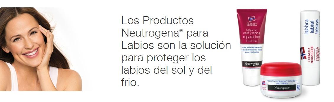 Neutrogena Cuidado Nariz y Labios Productos en Farma2go