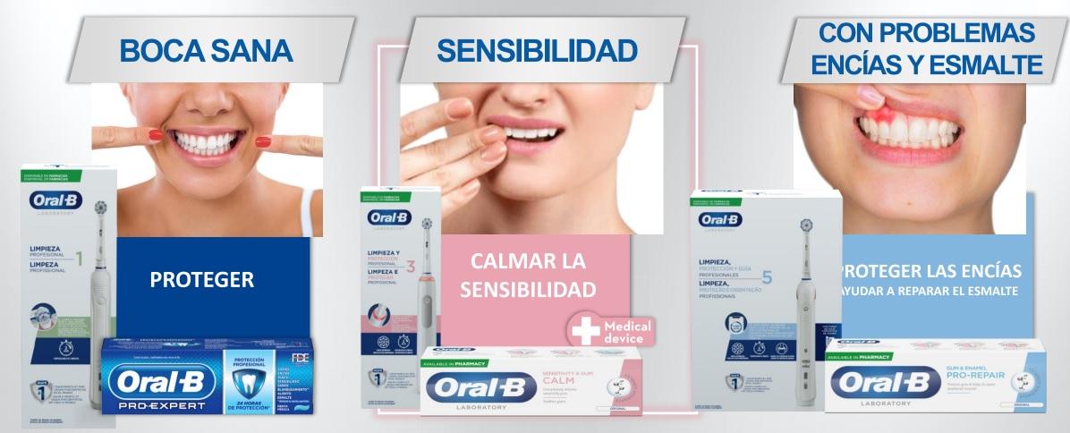 Oral-B Cepillo Eléctrico Limpieza Profesional 1 Oral-B Laboratory