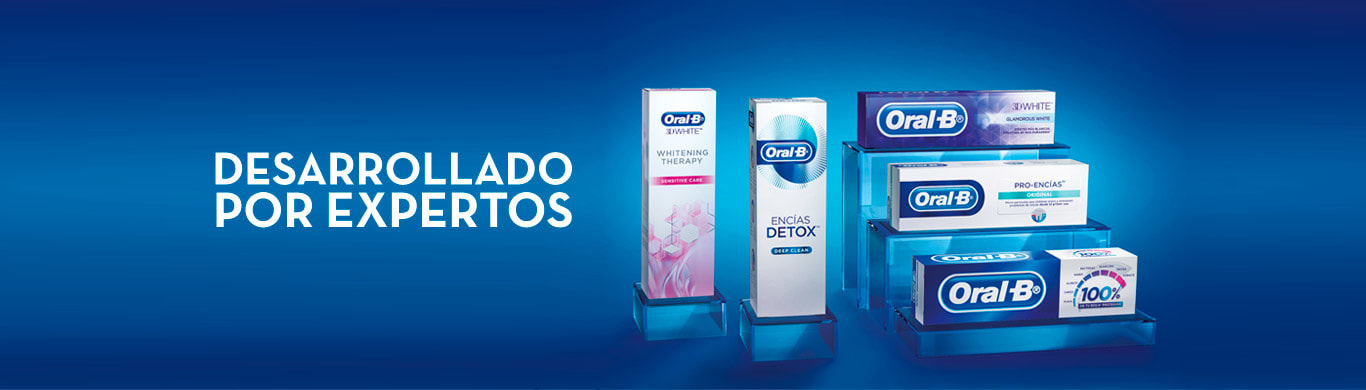 Oral B Productos