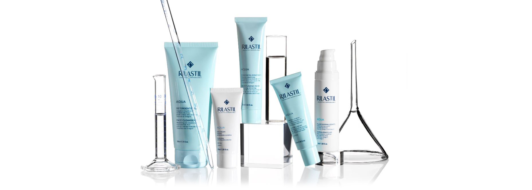 RILASTIL Aqua Productos
