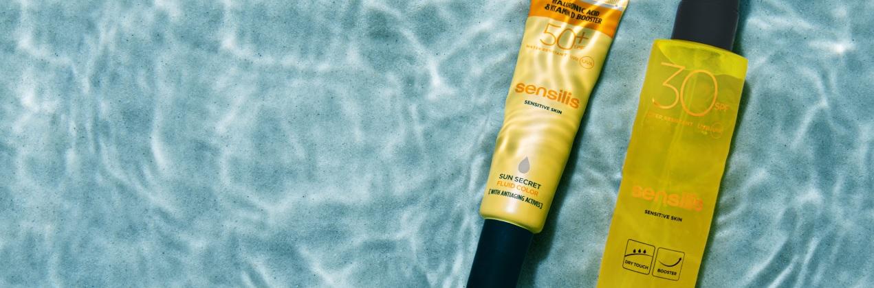 Sensilis Sun-Secret SPF50+