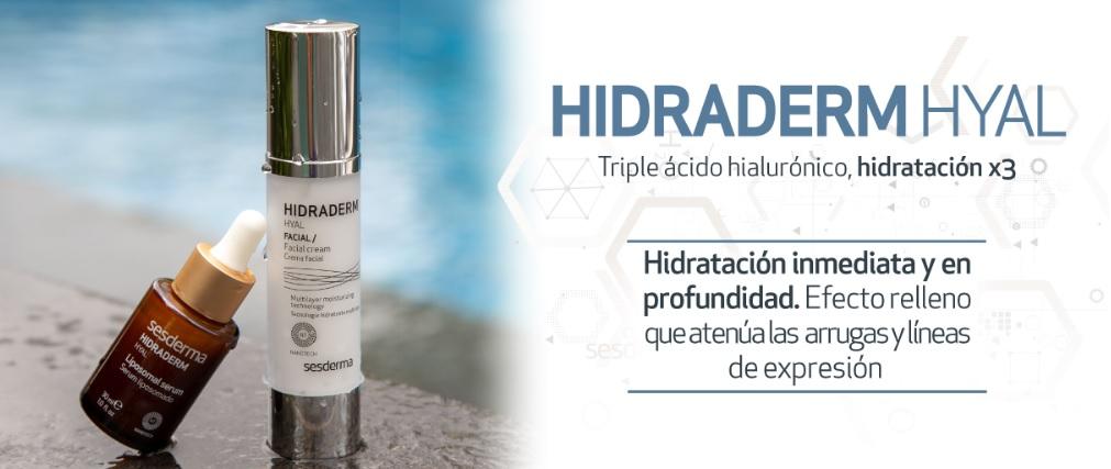 Sesderma Hidraderm Hyal Ampollas Hidratantes con äcido Hialurónico en Farma2go