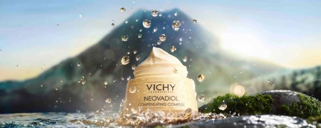 Vichy Neovadiol Banner