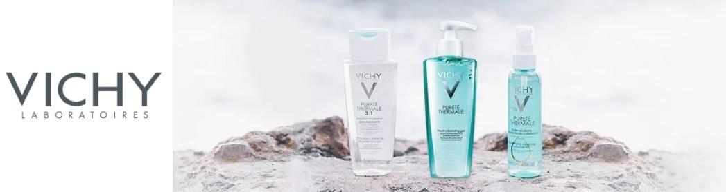 Vichy Pureté Thermale Espuma Limpiadora Iluminadora