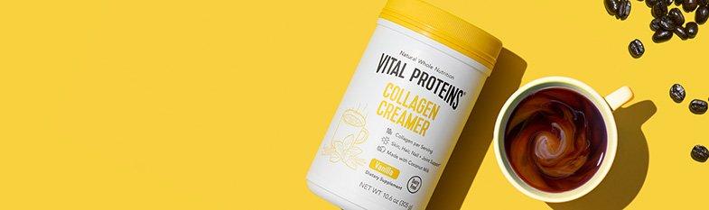 VITAL PROTEINS Collagen Creamer Vainilla