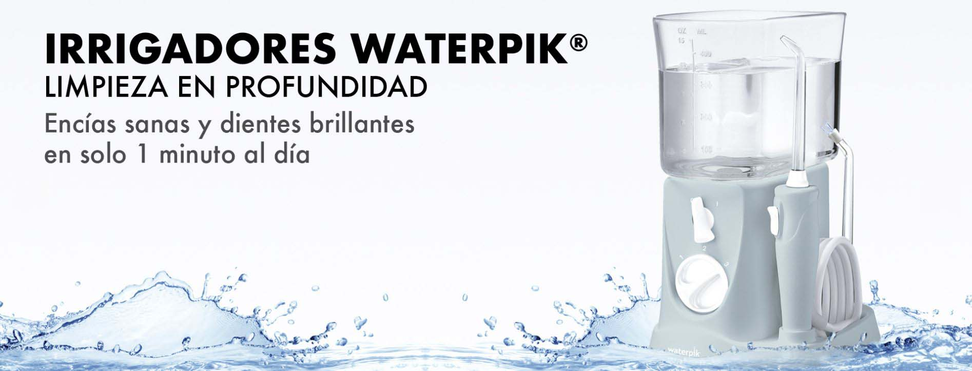 WATERPIK Irrigadores