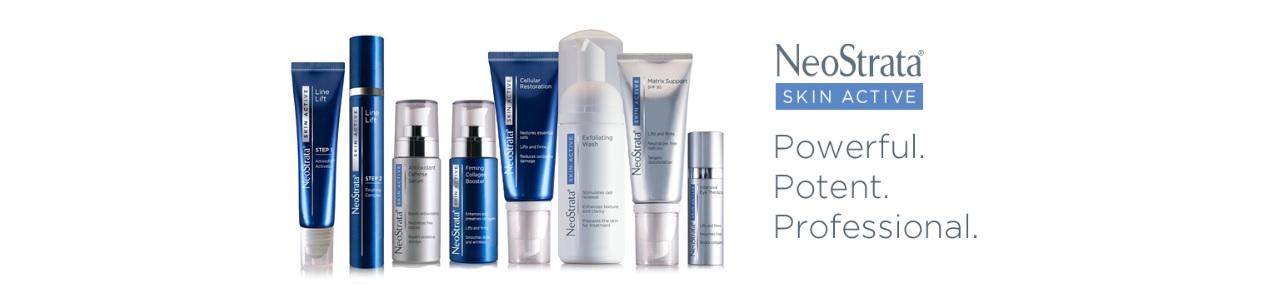 Neostrata Skin Active gama de productos en Farma2go