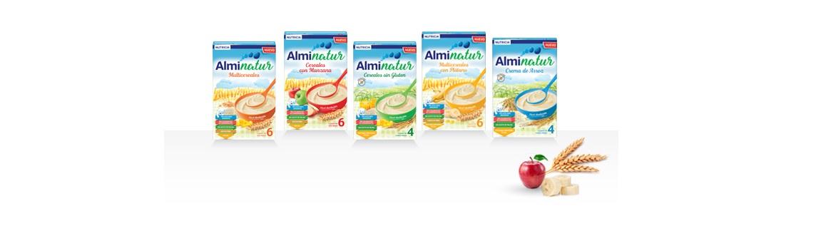 Alminatur cereales y Multicereales Sin Gluten en Farma2go