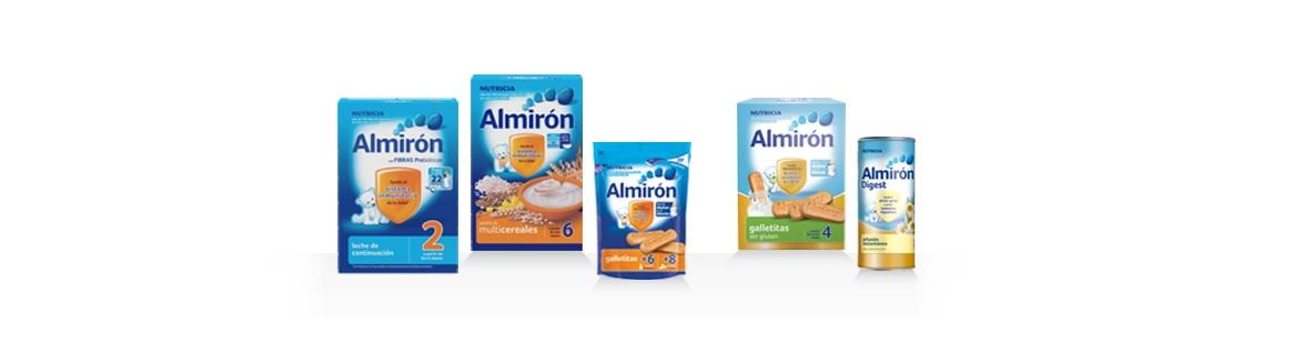 Almiron Galletitas SIn Gluten e Infusinones en Farma2go