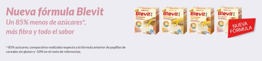 Blevit Nueva Formula 0% Azúcares añadidos en Farma2go