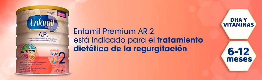 Enfamil Premium A.R. 2 Leche Anti Regurgitación