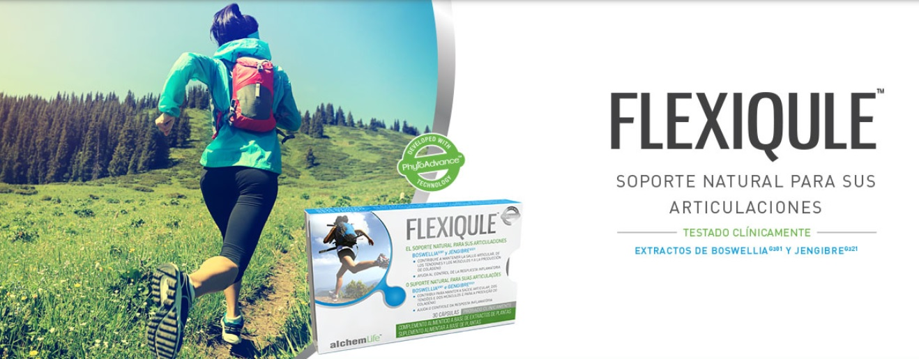 Flexiqule Complemento Alimenticio Articulaciones