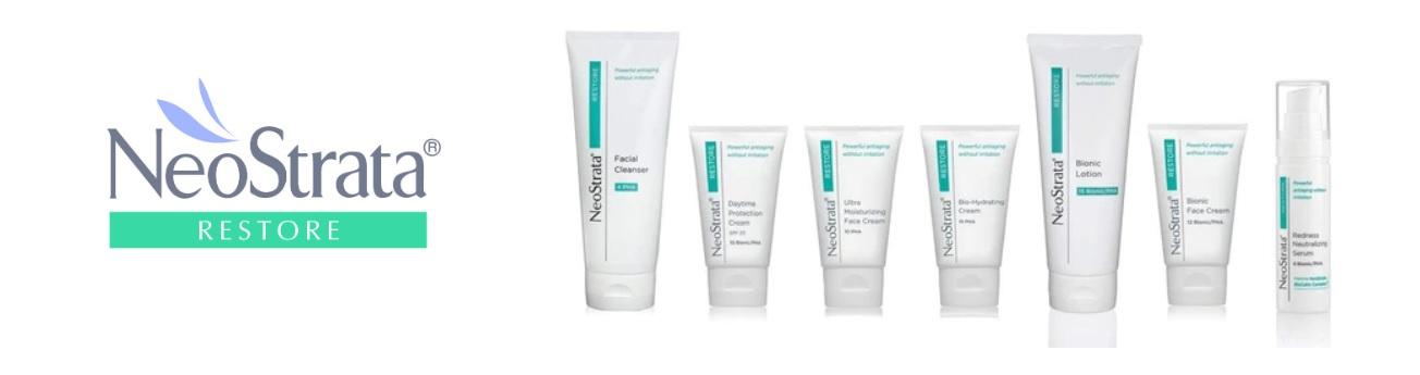 Neostrata Restore gama de productos en Farma2go