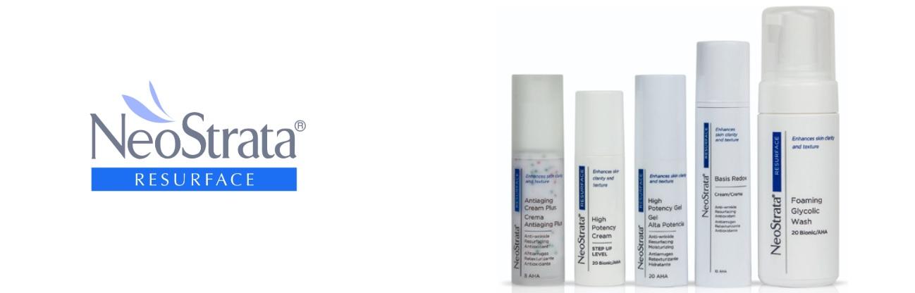 Neostrata Resurface gama de productos en Farma2go