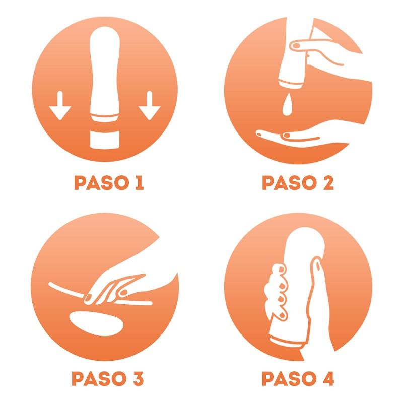 Durex Play Masaje Estimulante 2 en 1 Guaraná Instrucciones de uso