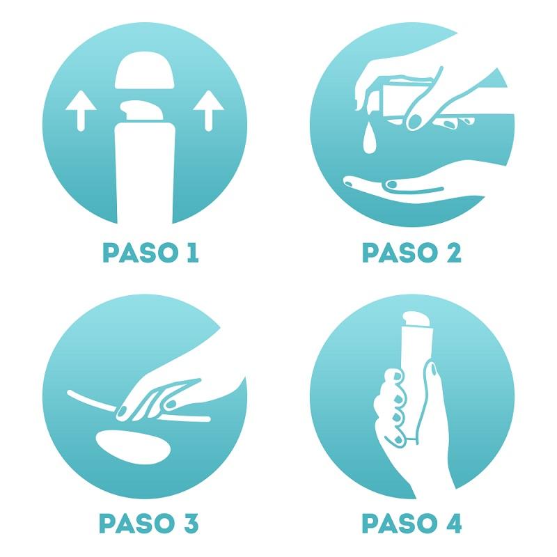 Durex Play Frescor Lubricante Intimo instrucciones de uso