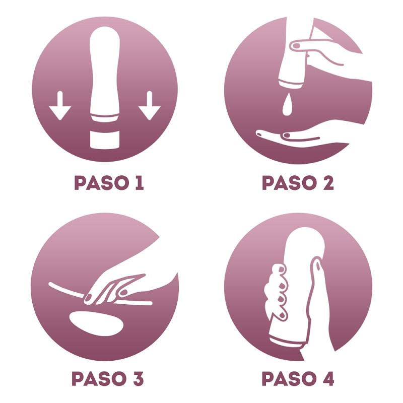 Durex Play MAsaje relajante 2 en 1 Aloe Vera Instrucciones de uso
