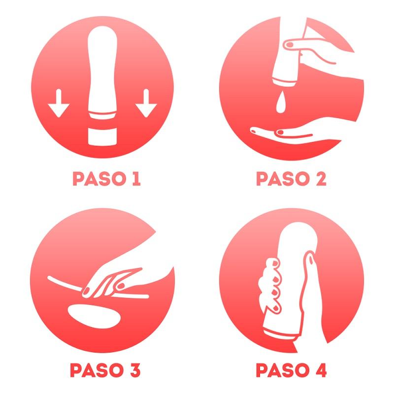 Durex Play Masaje Sensual 2 en 2 Ylang Ylang Instrucciones de uso