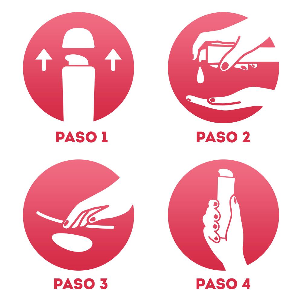 Durex Play Fresa Lubricante Intimo instrucciones