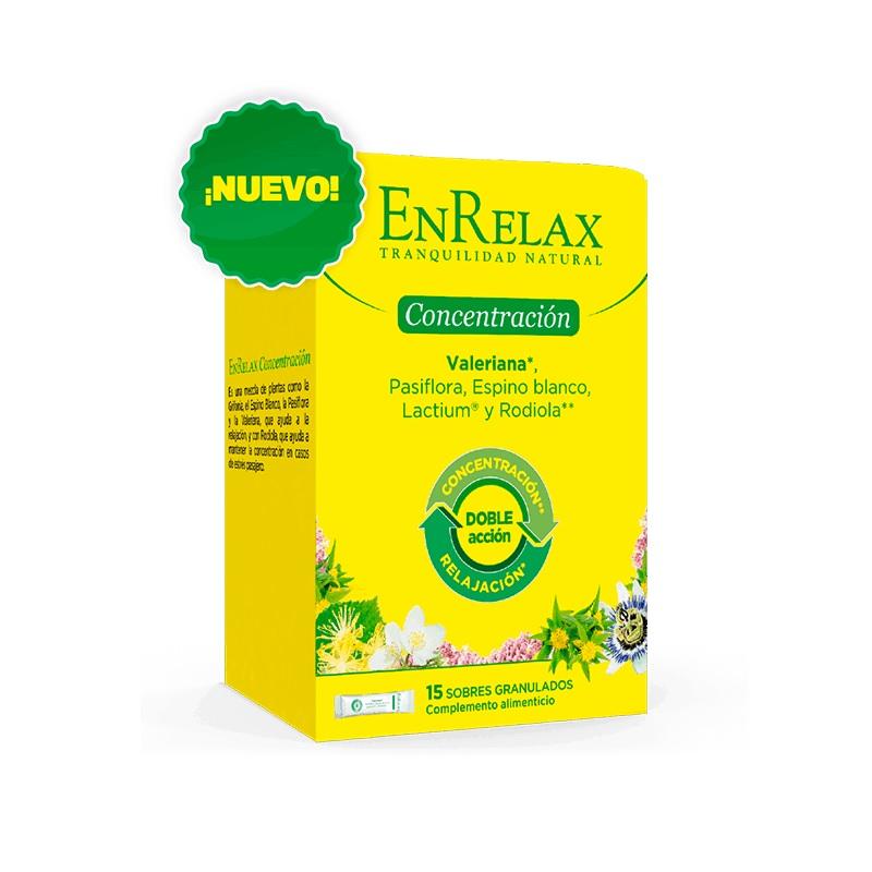 EnRelax Concentración