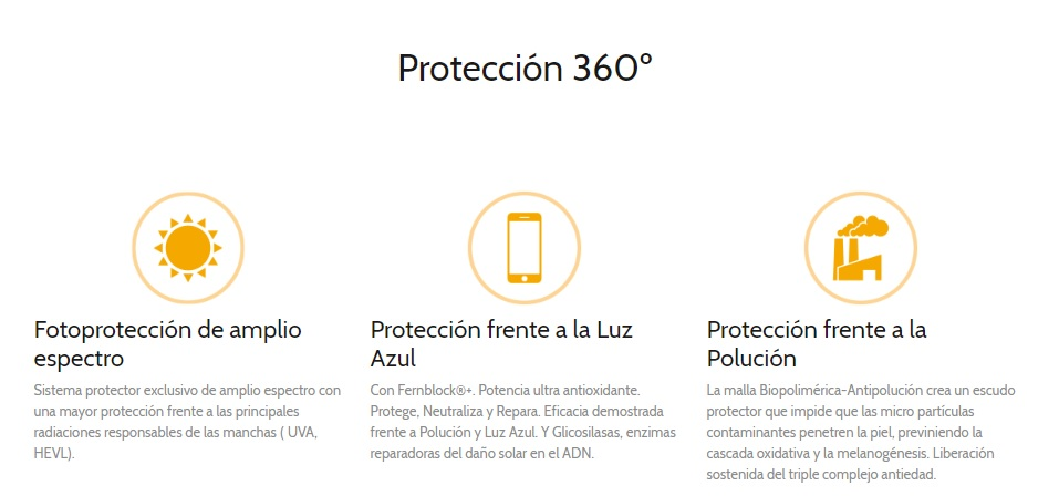Heliocare 360º fotoprotectores