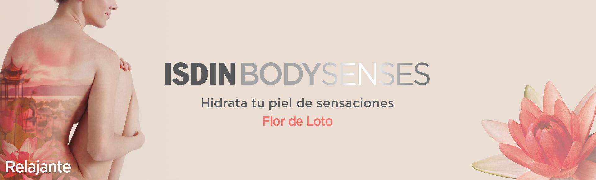 Isdin BodySenses Relajante Flor de Loto productos en Farma2go