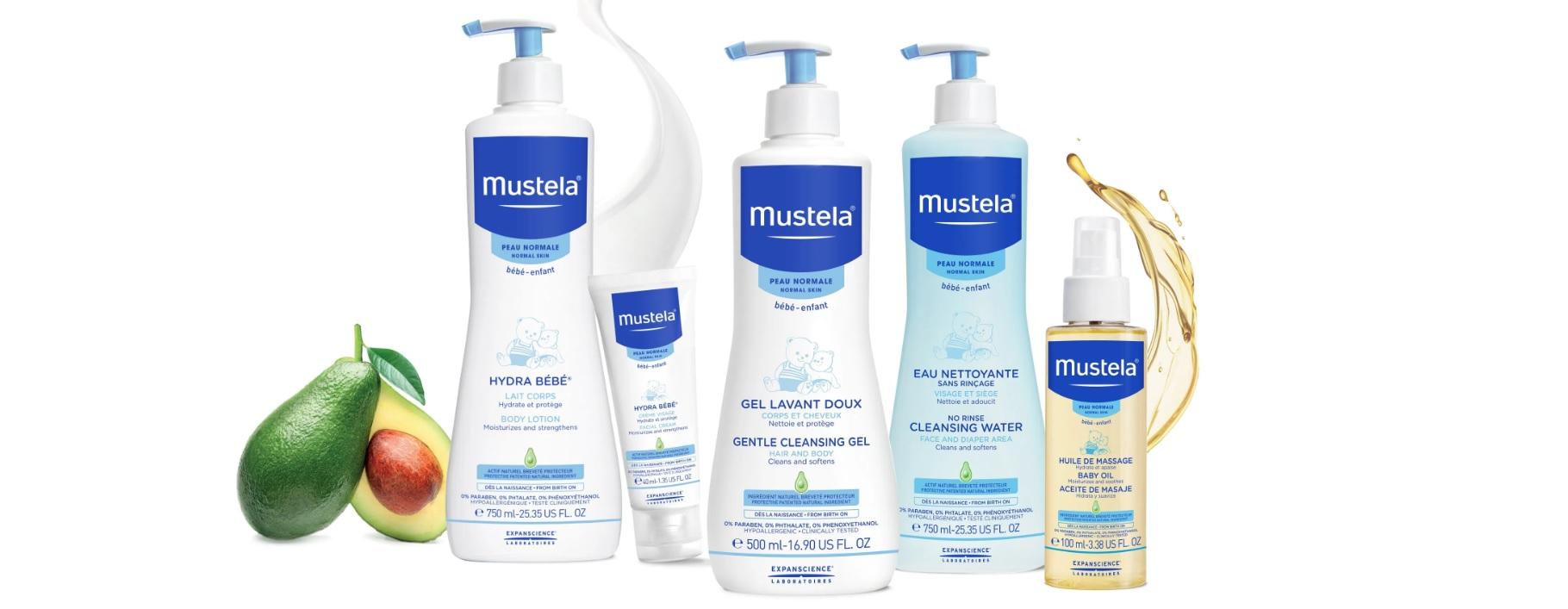 Mustela piel normal productos en farma2go