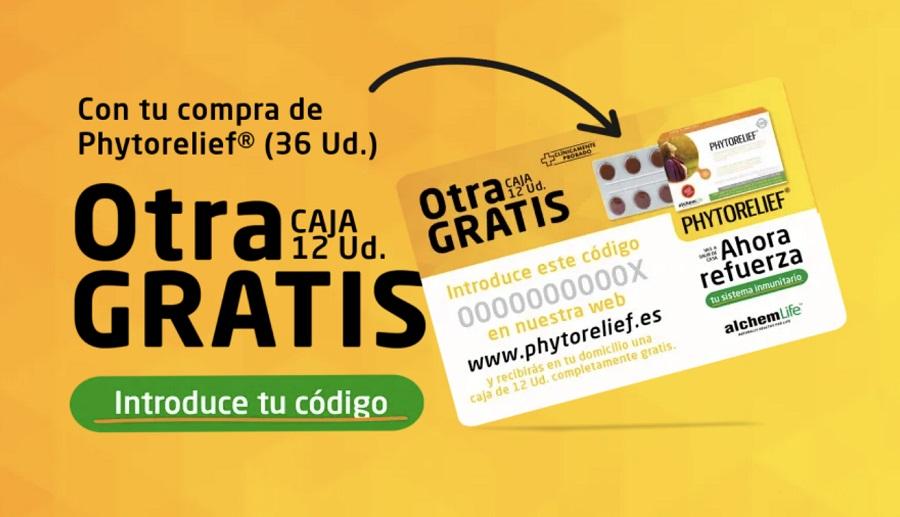 Phytorelief gratis