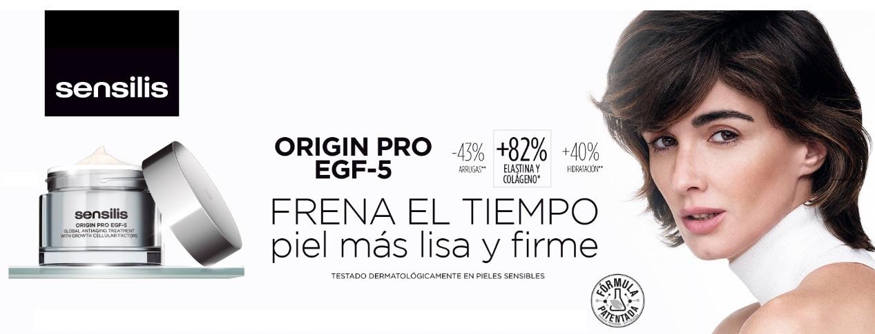 Sensilis Origin Pro EGF-5 Crema Antiarrugas