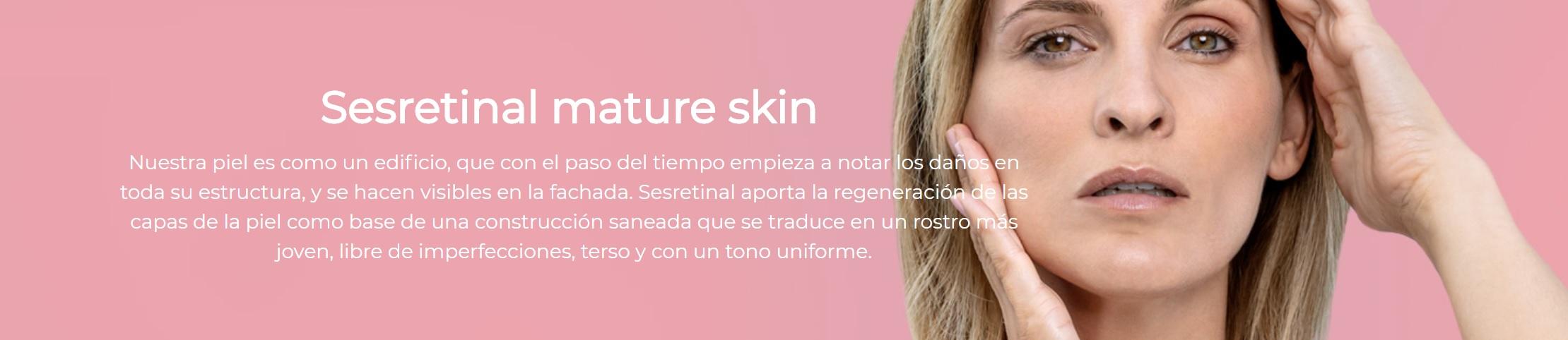 Sesderma Sesretinal Mature skin productos en Farma2go