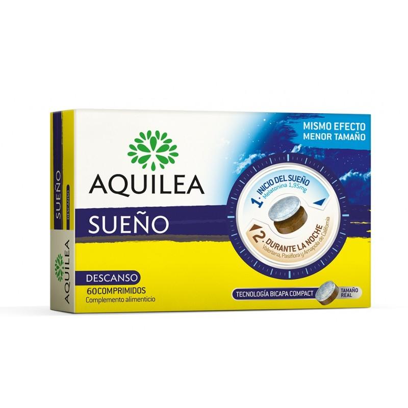 Aquilea sueño compact comprimidos bicapa