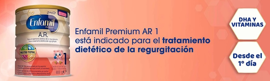 Enfamil Premium AR 1 Leche Anti Regurgitación