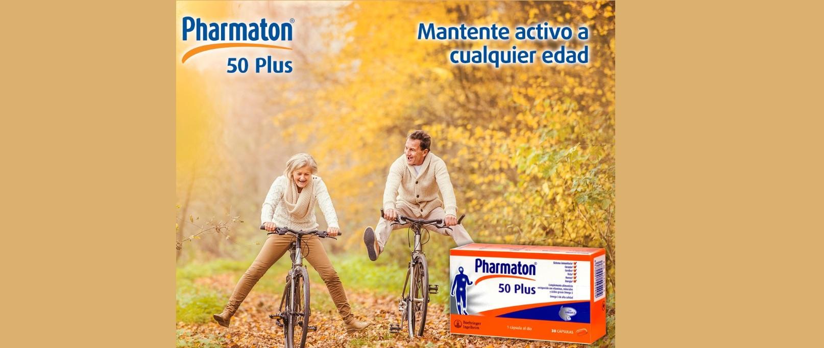 Pharmaton 50 plus en Farma2go