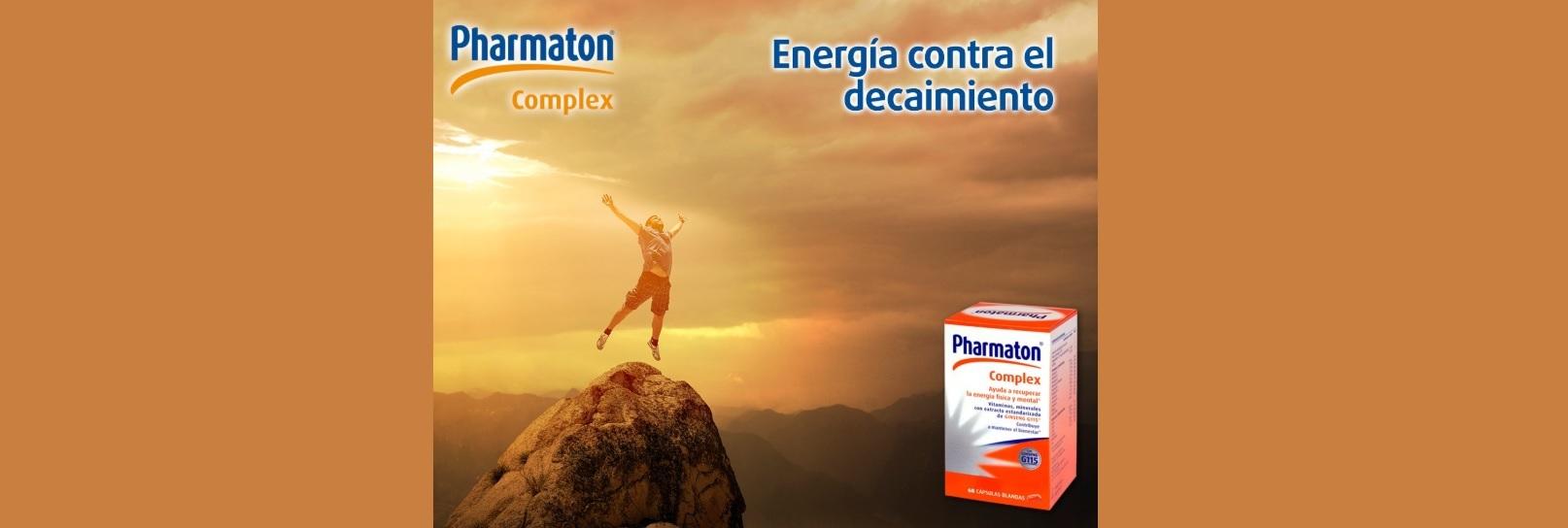 Pharmaton Complex en farma2go