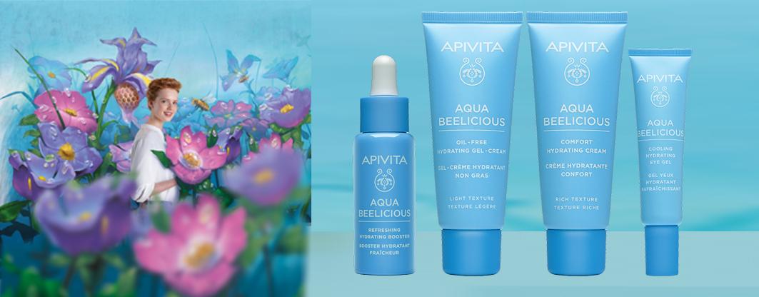 Apivita Aqua Beelicious Gama de Productos en Farma2go