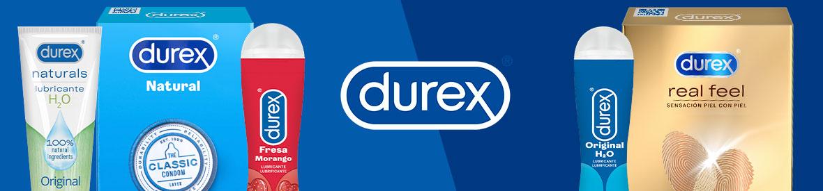 Durex Lubricantes